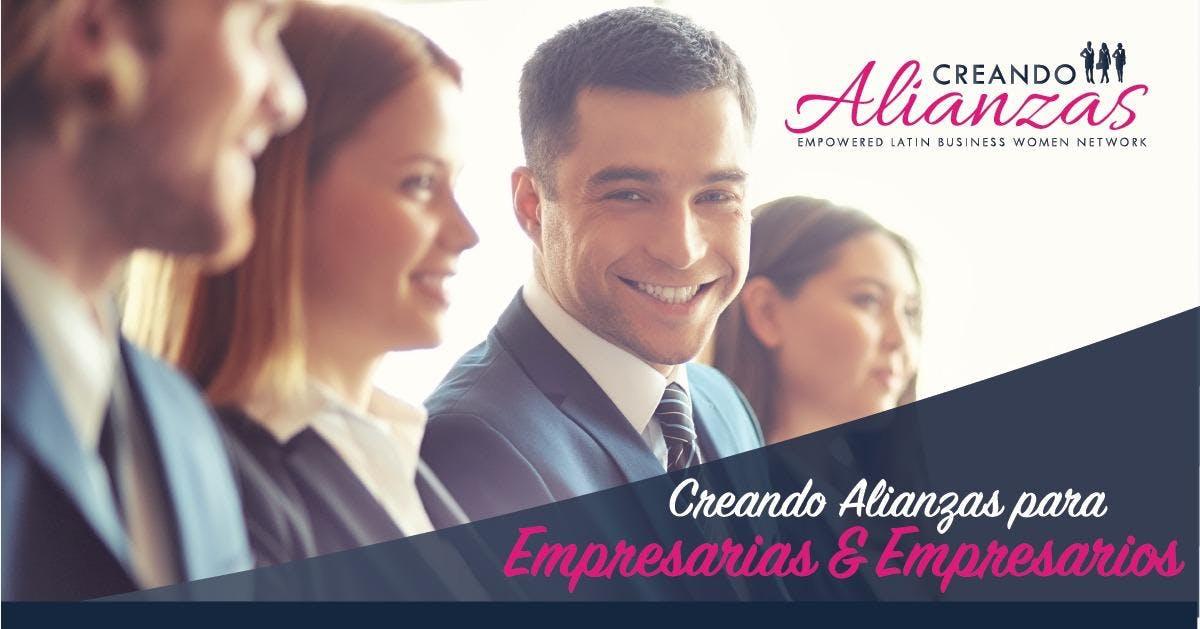 Creando Alianzas para Empresarias & Empresarios