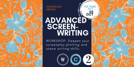 Advanced Screenwriting with Craig Batty tickets