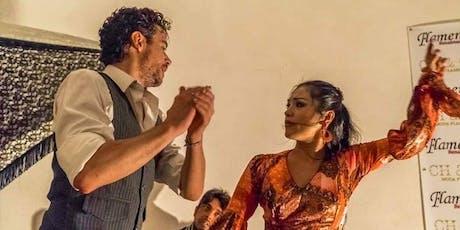 Noche de Flamenco Fusión con Alicia Benítez tickets