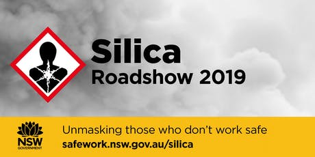 Silica Roadshow - TAMWORTH - 10th September tickets