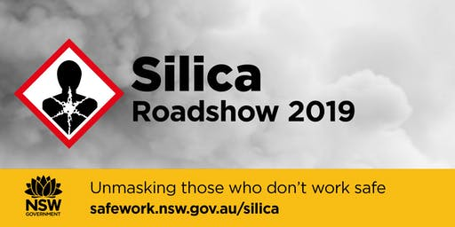 Silica Roadshow - TAMWORTH - 10th September