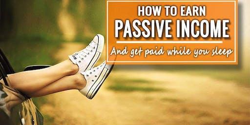 How to earn PASSIVE INCOME via E-Commerce