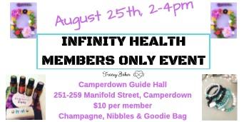 Infinity Health Members Event
