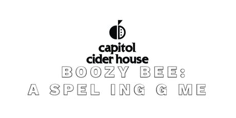 Boozy Bee: A Spelling Game tickets