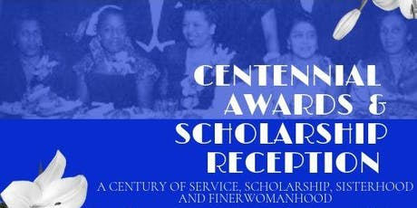 Zeta Phi Beta Sorority Incorporated, Tri-State Centennial Awards and Scholarship Reception  tickets