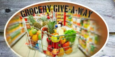 Grocery Give-A-Way