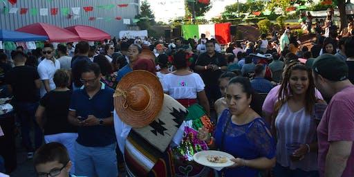 Celebración de la independencia de México en Boston 2019