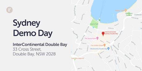 Sydney | Sat 31st August tickets
