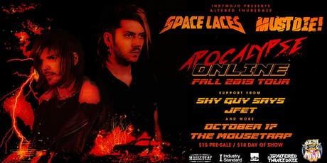 Altered Thurzdaze w/ Space Laces & Must Die tickets