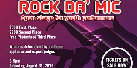 Rock Da Mic tickets