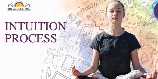 Intuition Process Introductory Session