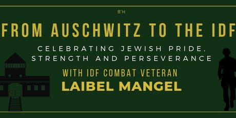 From Auschwitz to the IDF  tickets