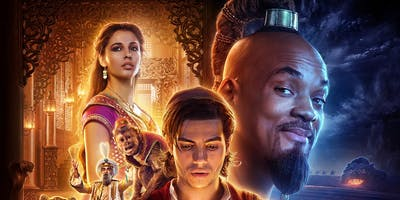 HCCC Outdoor Movie Series: Aladdin (2019)