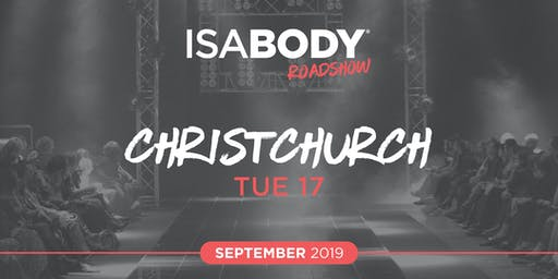 Isabody Tour - Christchurch