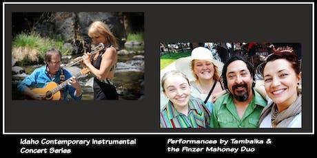 Idaho Contemporary Instrumental Concert tickets