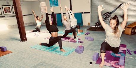 Community Yoga (Donation Based) tickets
