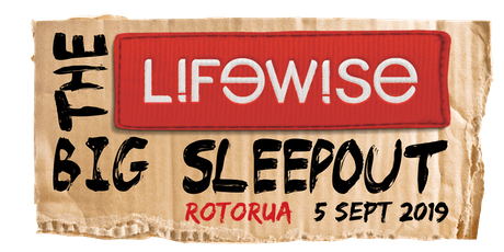 FUNDRAISER: The Lifewise Big Sleepout Rotorua  tickets