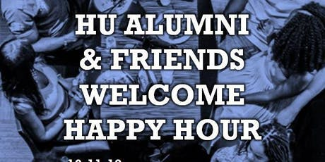 HU Alumni and Friends Welcome Happy Hour (Howard Homecoming) tickets