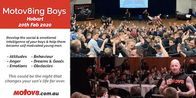 Motov8ing Boys - Hobart