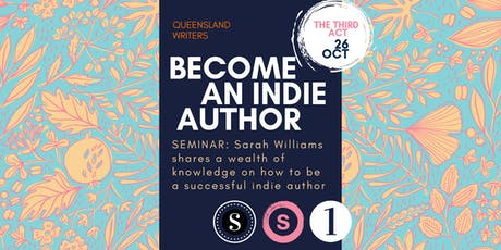 Becoming An Indie Author Success with Sarah Williams  tickets