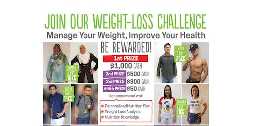 1 Month Proven Results Weight Management Program!
