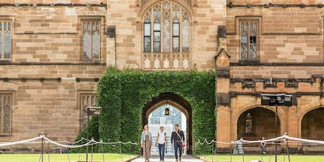 Satay with Sydney - A Pathway into the University of Sydney tickets
