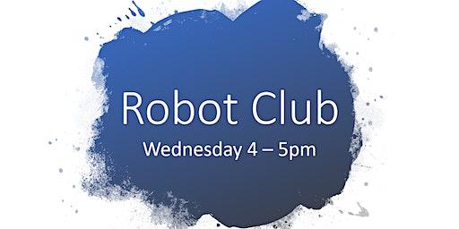 Robot Club Term 4