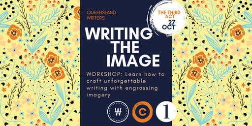 Writing The Image with Melissa Ashley