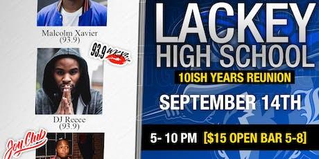 High School Reunion tickets
