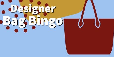 Designer Bag Bingo - Ormando Family Fundraiser tickets