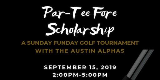 Par-Tee Fore Scholarship