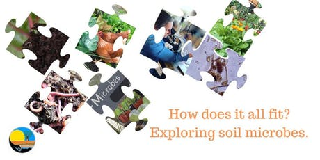 How does it all fit? Exploring Soil Microbes tickets