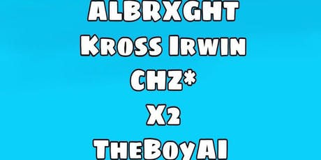 Albrxght & Friends at Riley's tickets