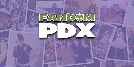 Fandom PDX 2020 tickets