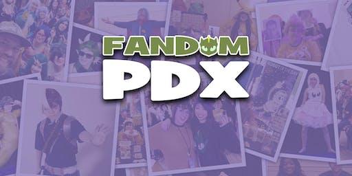 Fandom PDX 2020