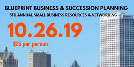 BluePrint Business & Succession Planning for Entrepreneurs tickets