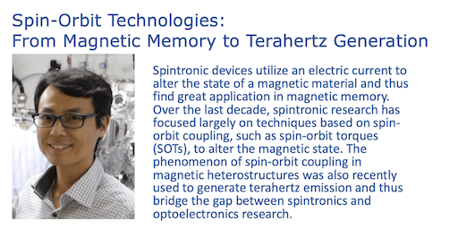 Spin-Orbit Technologies: From Magnetic Memory to Terahertz Generation