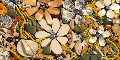 Mosaic Workshop with Karen Kingsbury
