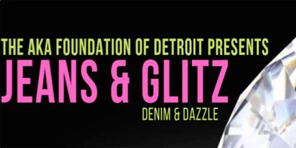 Jeans & Glitz: Denim and Dazzle
