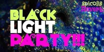 Hazer, In The Attic and more at our Black Light Party!