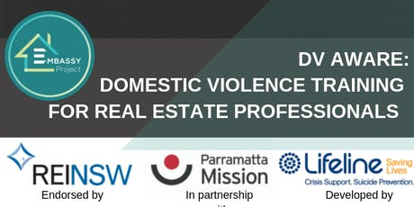Brisbane DV-Aware (Domestic and Family Violence Training) Real Estate Agents tickets