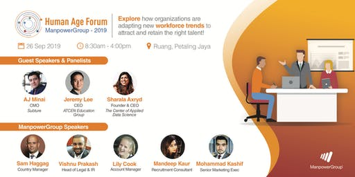 Human Age Forum 2019 - Kuala Lumpur