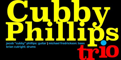 The Cubby Phillips Trio
