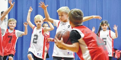 U8 & 10 Boys YMCA Basketball (YOB 2011-2013) Registration - SUMMER 19/20