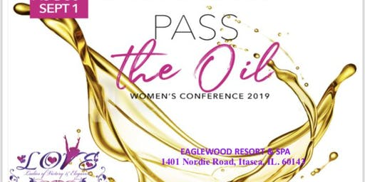 PASS THE OIL WOMEN'S CONFERENCE 2019
