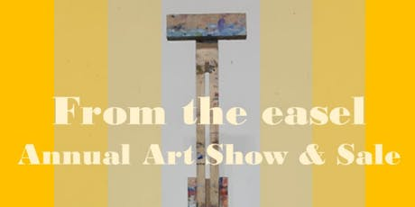 From The Easel tickets