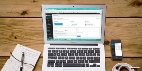 WordPress 從 0 到 1 課程: 如何從沒有編程知識直到建立一個網站 tickets