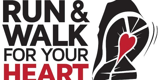 Run & Walk for your Heart 5K 2019