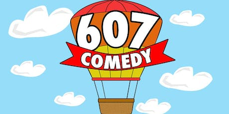 607 Comedy Show - Chenango Memorial Hospital Auxiliary - Norwich NY tickets