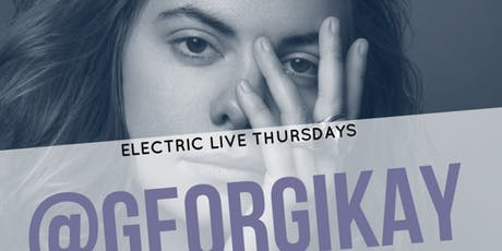 Sayers Presents 'Georgi Kay' tickets